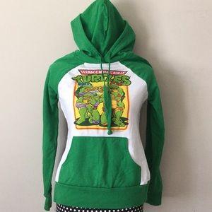 Teenage Mutant Ninja Turtle TMNT Hoodie Sweatshirt